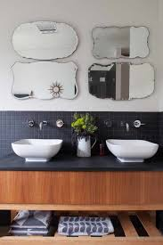mid century modern bathroom bathroom midcentury interesting ideas with black tile backsplash open va bathroom mid century