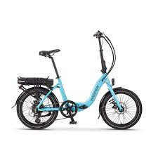 Wisper 806 <b>Folding Electric Bike</b> - Wisper Bikes