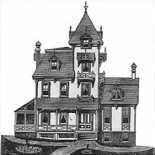 Cottage Houses for Village and Country Home Plans and    NY Victorian