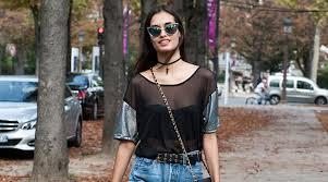 С чем носить джинсы с высокой <b>талией</b> cosmo.ru   Журнал ...