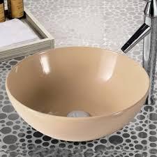 Круглая керамическая <b>раковина Melana T4005</b>-<b>B16</b>