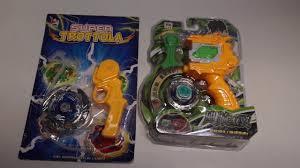 Beyblade <b>Metal Fusion</b> 3D <b>Spinning</b> vs Super trottola Plastic ...