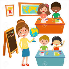 Znalezione obrazy dla zapytania lekcje w klasie