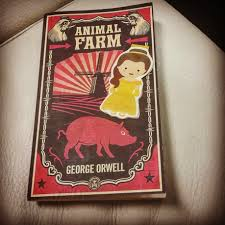 animal farm by george orwell my infernal imagination image