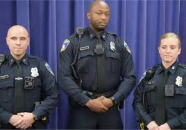 Image result for Picture of police worn cameras