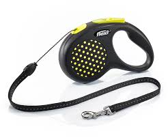 Поводок-<b>рулетка Flexi Design S</b>, трос, для мелких собак до 12 кг ...