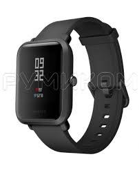 Купить <b>Смарт</b>-<b>часы Huami Amazfit Bip</b> (черные/black) в Москве ...