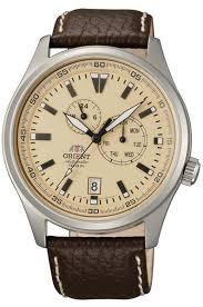 Мужские наручные механические <b>часы Orient ET0N003Y</b> с ...