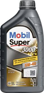 <b>Масло моторное MOBIL</b> SUPER 3000 X1 5W-40/GSP ...