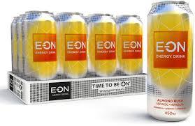 <b>Энергетический напиток E-ON</b> Almond Rush, 12 шт по 450 мл ...
