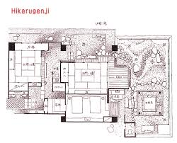 images about Floor plans on Pinterest   House plans       images about Floor plans on Pinterest   House plans  Traditional Japanese House and Home Plans