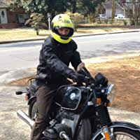 KillerBeeMoto: Vintage Moto Guzzi Cafe Racer Print ... - Amazon.com