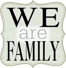 We Are Family | Family Quotes & Words | Pinterest | Family Words ... via Relatably.com