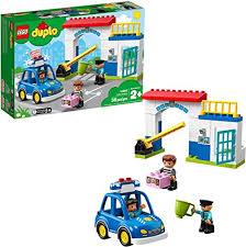 <b>LEGO Duplo Town</b> Police Station <b>10902</b> Building Blocks, New 2019 ...