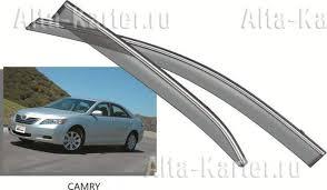 <b>Дефлекторы Noble</b> для <b>окон</b> Toyota Camry VII 2011-2020 ...