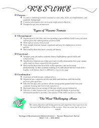 resume pattern sample templates and examples joblers resume pattern sample types resume samples sample kinds types resume samples sample kinds in four resumes