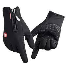 TNINE Водонепроницаемый зимние <b>теплые перчатки</b> Для ...