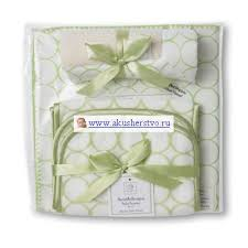 Пеленка <b>SwaddleDesigns для</b> новорожденного Organic (3 ...