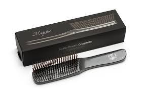 <b>расческа</b> majestic graphite <b>универсальная</b> для всех типов волос