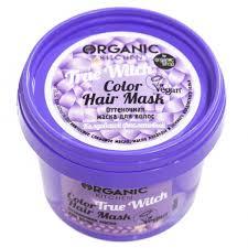 <b>Маска для волос</b> Organic Shop <b>Оттеночная</b> Колдовской ...
