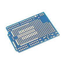 1Pcs <b>Prototyping Shield PCB</b> Board Blue For Arduino Uno/Mega ...