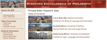 Image result for stanford encyclopedia of philosophy