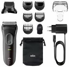 Купить <b>Электробритва Braun 3000BT Series</b> 3 Shave&Style по ...