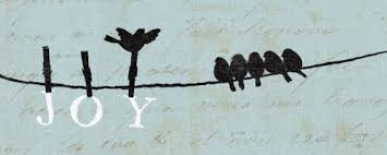 Birds on a Wire - Joy Art by Pela at AllPosters.com