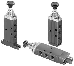 Manual / Mechanical Products Pneumatic Valve Products Parker ...