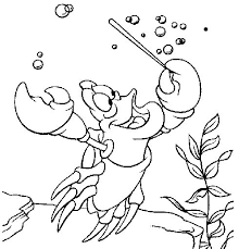 Small Picture 50 best Little Mermaid Coloring Pages images on Pinterest