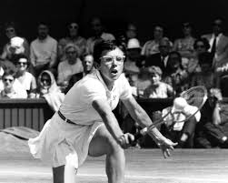 equal pay for equal play what the sport of tennis got right pbs tennis champion billie jean king is pictured on centre court at the 1969 wimbledon the
