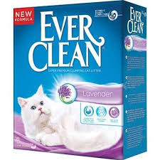 <b>Ever Clean Lavender</b> - Комкующийся <b>Наполнитель</b> с Ароматом ...