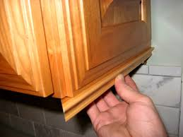 kitchen cabinet door trim:  terrific kitchen cabinet molding idea for base moulding cabinets full size