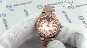 Обзор. Мужские наручные <b>часы Michael Kors MK4292</b> - YouTube