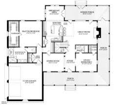 Large list of traditional home floor plans    antiquehomestyle com    First Floor Plan of Cottage Country Farmhouse Traditional House Plan