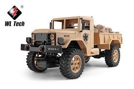 [Big Promo] <b>Weili 124301 1: 12</b> Electric Four Wheel Drive Army ...