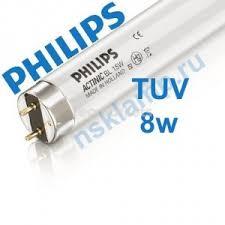 Philips tuv 16w g5 в Новосибирске 🥇