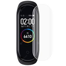 <b>TAMISTER Screen Protectors</b> for Xiaomi Mi Band 4 Transparent ...