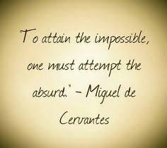 Cervantes Quotes. QuotesGram via Relatably.com
