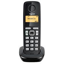 радиотелефон gigaset a220 black