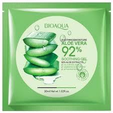 BioAqua Увлажняющая <b>тканевая маска для</b> лица с экстрактом ...
