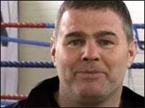 Glenn McCrory. McCrory already has two Cuban coaches working at his boxing gym - _42719307_inside_glenn_gym_203