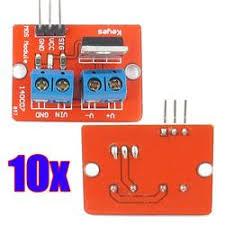 <b>0 24v Top Mosfet</b> Button <b>Irf520</b> Mos Driver Module For Arduino Mcu ...