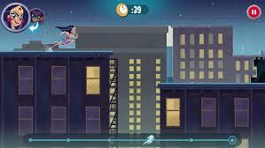 Super Late | DC <b>Super Hero</b> Girls Games | Cartoon Network