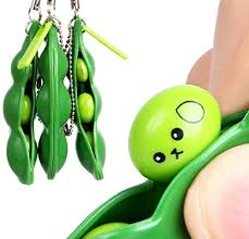 <b>New Creative Extrusion Pea</b> Bean Soybean Stress Relieve Toy- Buy ...