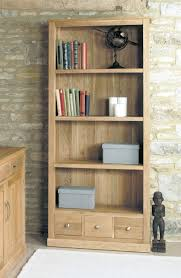 baumhaus mobel oak large 3 drawer bookcase baumhaus mobel oak drawer