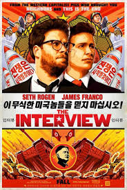 vfx supervisor paul linden talks the interview and the interview poster