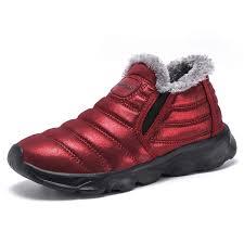 <b>AILADUN Men's Winter</b> Striped <b>Snow</b> Boots <b>Warm</b> Ultralight Elderly ...