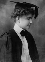 helen keller s lineage dr who true beauty and helen keller helen keller graduates from radcliffe college 1904