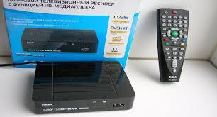 <b>Цифровой телевизионный ресивер</b> с функцией HD ...